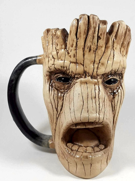 Camping Beds For Tents >> Groot Coffee Mug