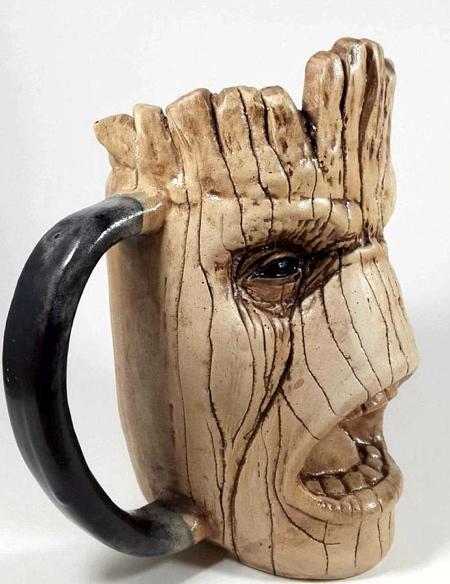 Groots Head Mug