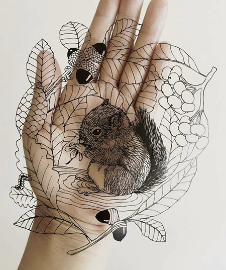 Paper Artist Kanako Abe
