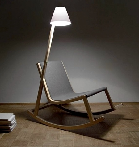 Light Rocking Chair