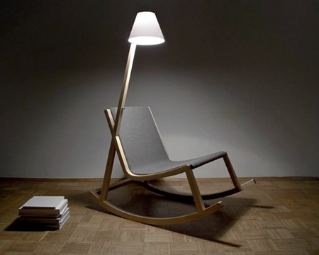 Murakami Rocking Chair