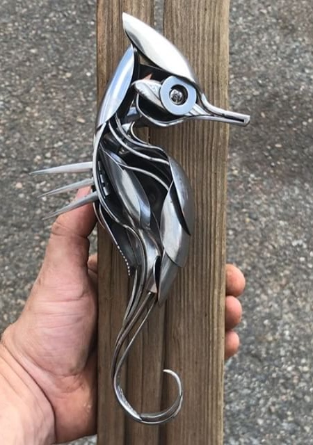 Matt Wilson Metal Bird