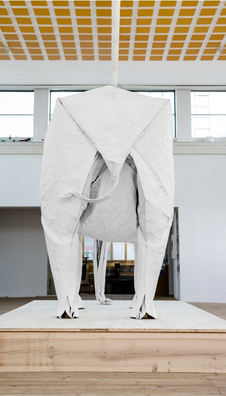 Sipho Mabona Paper Elephant