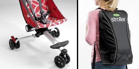 Backpack Stroller