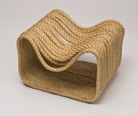 Jon Fraser Rope Chair
