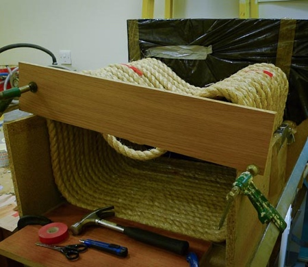 Chair Made of Rope