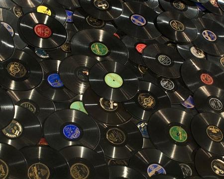 Jean Shin Vinyl Records