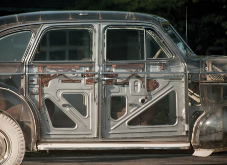 Clear Pontiac