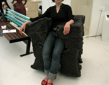 Bas Kools Captured Chair