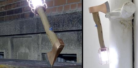 Axe Lamp