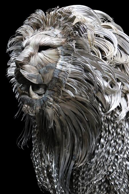 Metal Lion