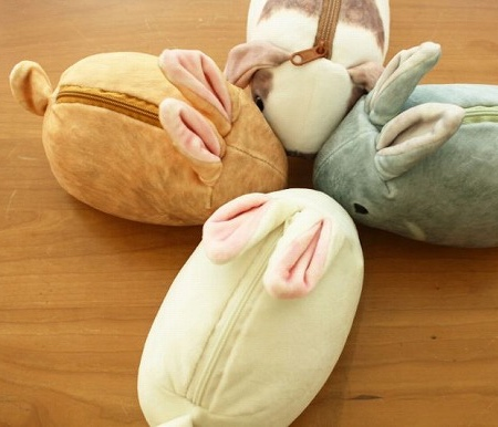 Felissimo Rabbit Purse