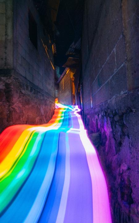 Daniel Mercadante Rainbow Road