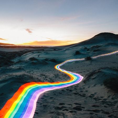 Light Rainbow