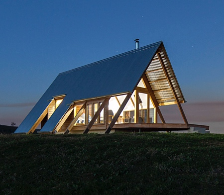 Tent House in Australia