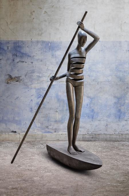 Isabel Miramontes Sculpture