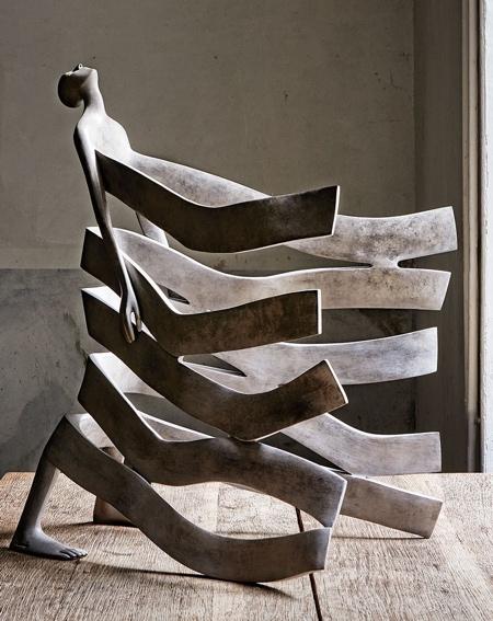 Isabel Miramontes Bronze Sculptures