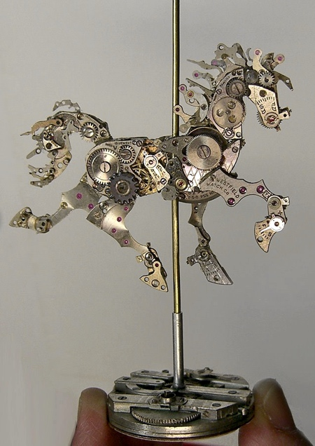 Watch Sculptures