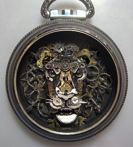 Watch Parts Art