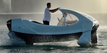 SeaBubbles Water Taxi