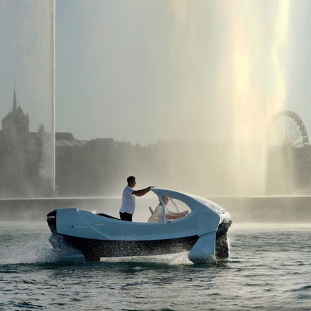 SeaBubbles Water Car