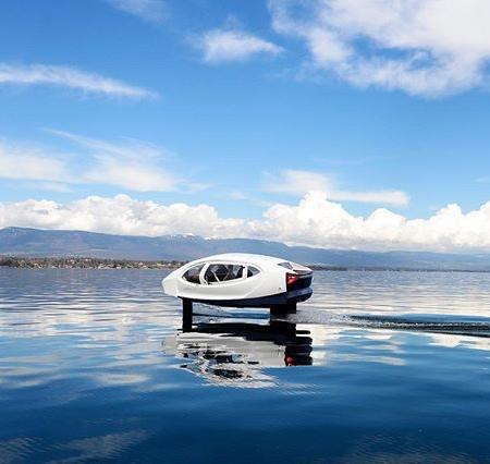 SeaBubbles Car