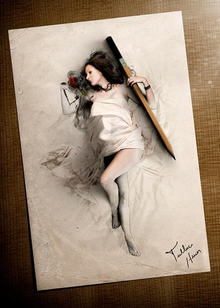 Brazilian Artist Tullius Heuer