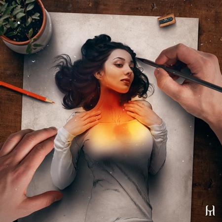 Tullius Heuer 3D Art