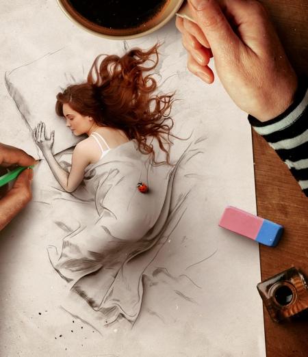 3d Art By Tullius Heuer