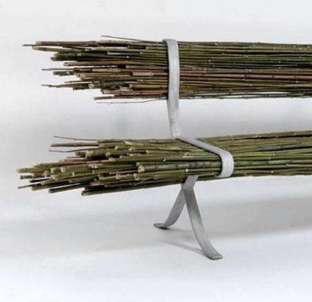 Bamboo Bench by Gal Ben-Arav