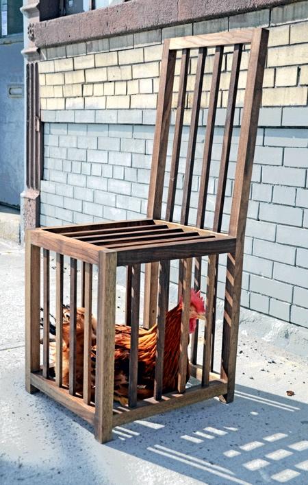 The Chicken Chair