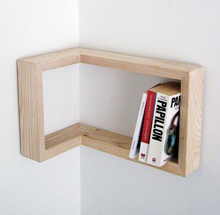 Kulma Corner Shelf