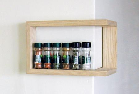 Martina Carpelan Kulma Corner Shelf