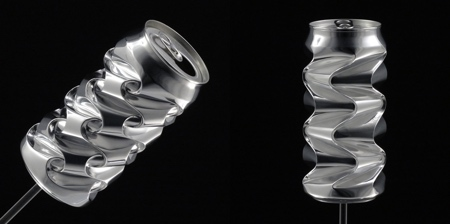 Dented Cans Art