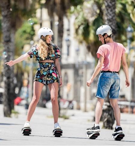 Hoverboard Skates
