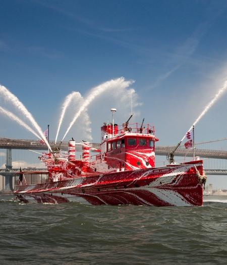 New York Fireboat