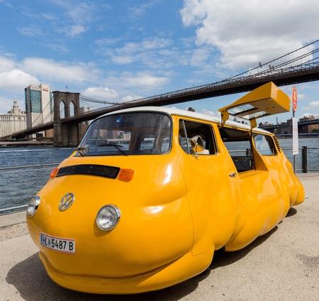 Hot Dog Fat Bus