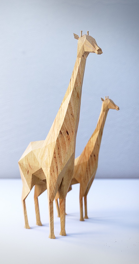 Mat Szulik Wooden Animals