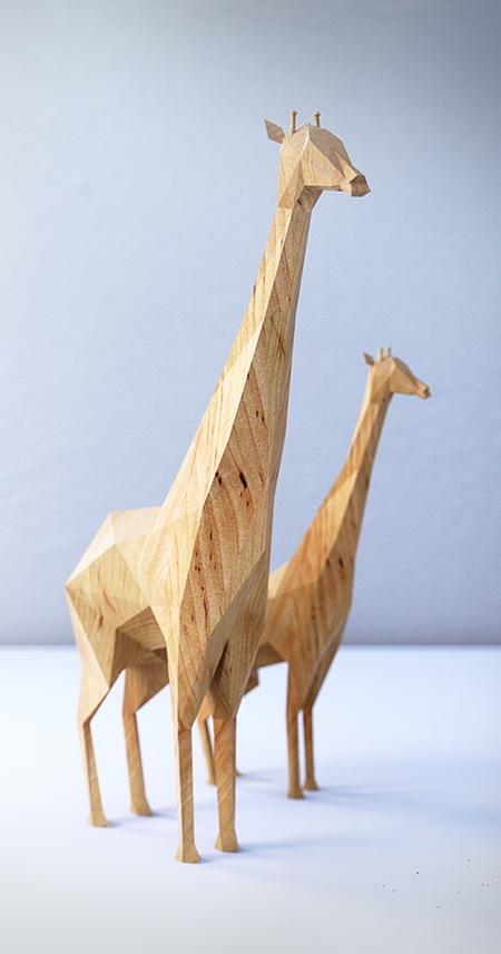 Mat Szulik Wooden Animals
