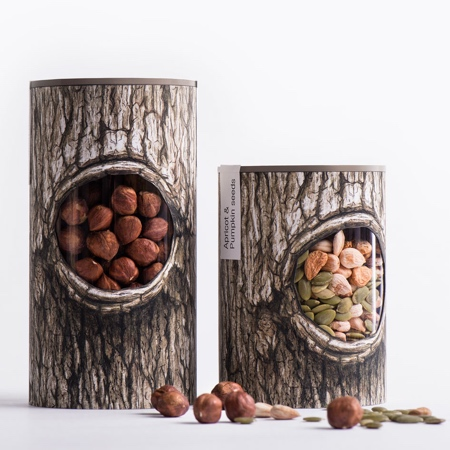 Creative Nuts Packaging