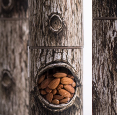 Tree Hole Nuts Packaging