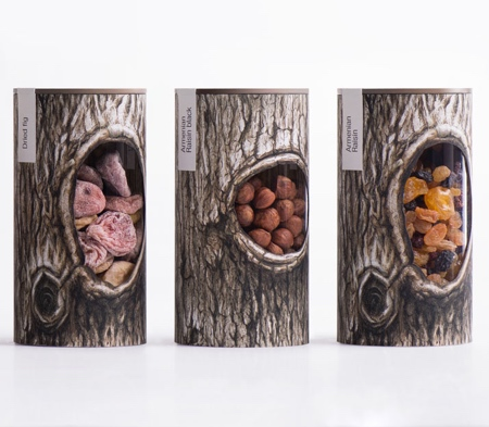 Creative Nut Packaging
