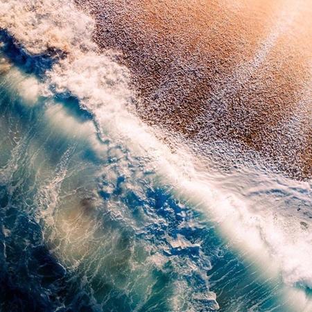 Antuanelle Ocean Paintings