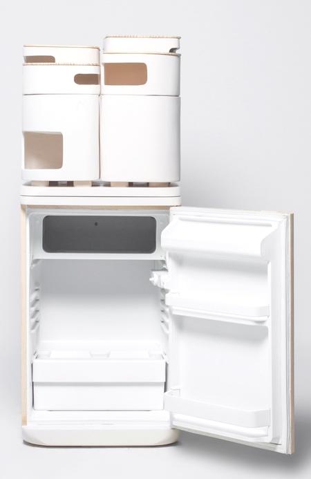 Fabio Molinas Refrigerator