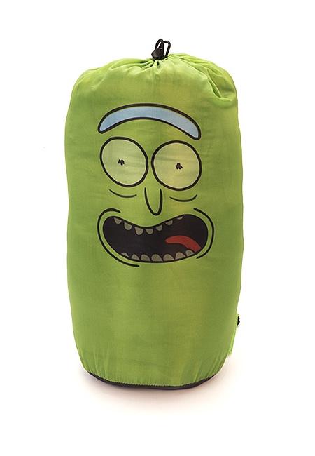 ThinkGeek Pickle Rick Sleeping Bag
