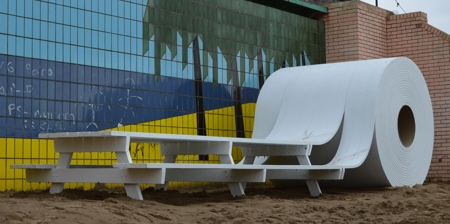 Picnic Tables by Michael Beitz