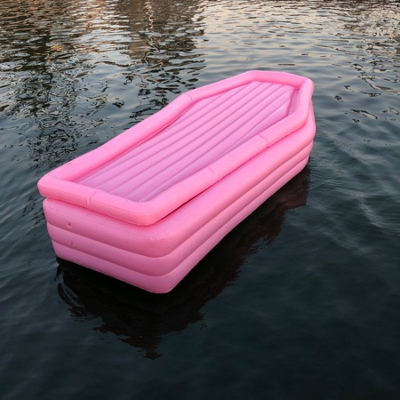 Coffin Float