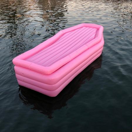 Coffin Float