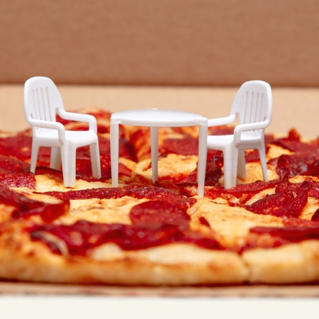 The Pizza Patio Set