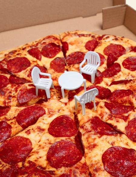 Pizza Furniture